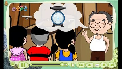 สื่อการเรียนการสอน ความสัมพันธ์ของหน่วยการชั่ง และการเปรียบเทียบน้ำหนัก ป.3 คณิตศาสตร์
