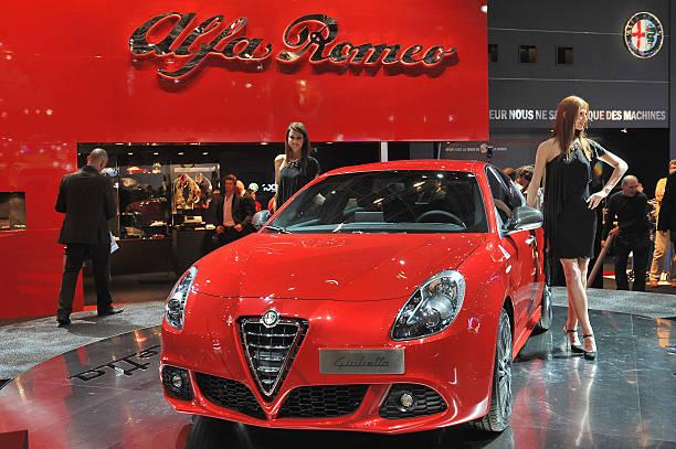 L'Alfa Romeo Giulietta : l'élégance à l'italienne !