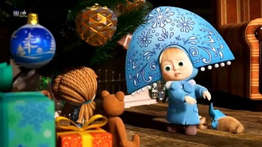 Mašine bajke 5 epizoda Deda Mraz