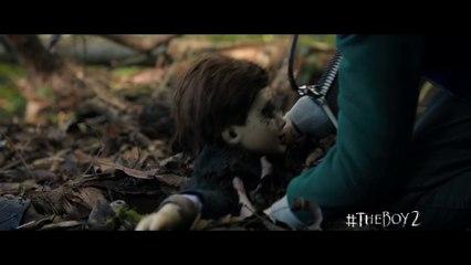 Bande-annonce du film The Boy 2