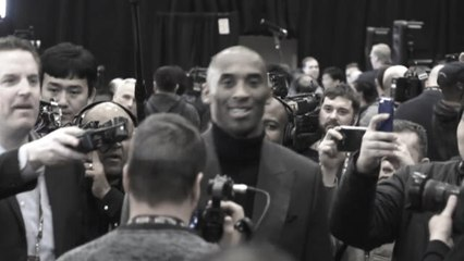 LeBron James remembers Kobe Bryant