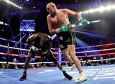 Tyson Fury Defeats Deontay Wilder in TKO Win