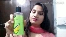#Assure #Hair oil.  New Advance formula assure hair oil non greasy formula