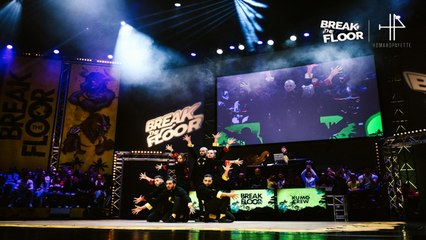 Break The Floor 2020 | Kumo crew Showcase