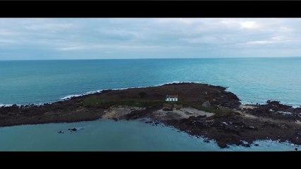 L'île de Raguenez * Trigone Production & Momodrone 2020
