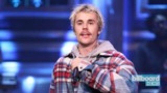 Justin Bieber's 'Changes' Earns Him His Seventh No. 1 Album on Billboard 200 Chart | Billboard News
