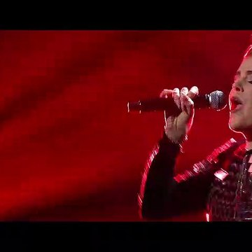 Dotter - Bulletproof (Microphone Isolated) Melodifestivalen 2020