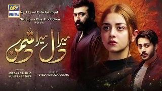 Mera Dil Mera Dushman Episode 10 _ Teaser _ ARY Digital Drama