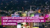 Mort de Kobe Bryant : sa femme Vanessa porte plainte contre la compagnie d'hélicoptères