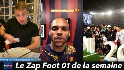 WTF : Le 200e but de Cavani, Payet chambre à l'OM, Giroud is back