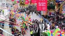 De Oruro a Rijeka, el carnaval se adueña de las calles