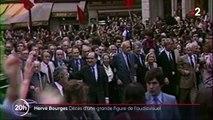 Hervé Bourges : disparition d'un personnage historique du paysage médiatique français