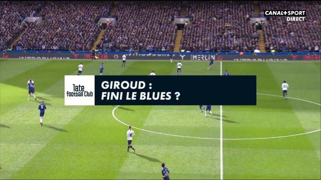 Giroud : Fini le Blues ?