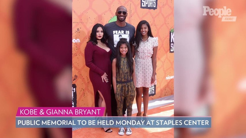 Kobe Bryant and Daughter Gianna Honored with Emotional Tribute at the NAACP Image Awards