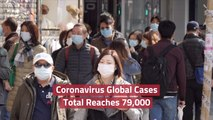Coronavirus Global Cases Continue To Rise