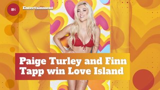 The Winners Of Love Island