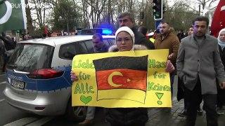 Milhares em solidariedade com vítimas de massacre de Hanau