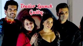 Guilty Official Trailer Launch | Kiara Advani, Karan Johar | A Netflix Original Film