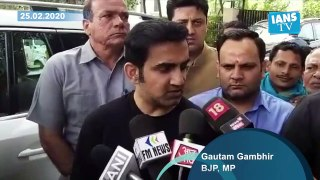 Gambhir slams Kapil Mishra, urges people to clear their doubts on CAA