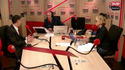 Olivier Faure - L'invité politique (Sud Radio) - Mardi 25 février