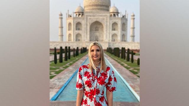 Donald Trump India Visit : Ivanka Trump ने REPEAT किया Dress, Simple Makeup से जीता दिल | Boldsky