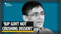 Delhi Protests: Govt Can't Engage with Those Holding the State to Ransom Says Makarand Paranjape