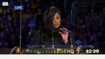 Vanessa Bryant shares powerful, emotional words at Kobe and Gianna Bryant Memorial - CBS Sports HQ, Vanessa Bryant shares powerful, emotional words at Kobe and Gianna Bryant Memorial - CBS Sports HQ, Vanessa Bryant shares powerful,