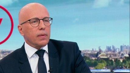 Eric Ciotti - France 2 mardi 25 février 2020