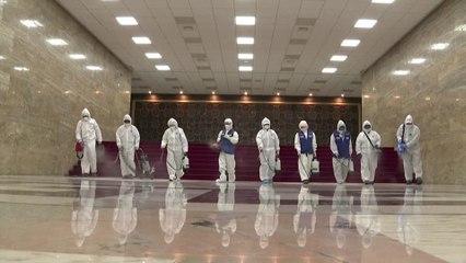 Virus may impact U.S. military drills with S.Korea