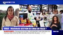 Coronavirus: deux nouvelles régions, la Toscane et la Sicile, sont touchées en Italie