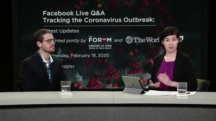 Tracking the Coronavirus Outbreak- Latest Updates