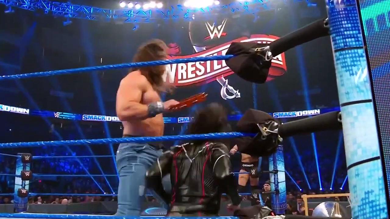WWE SmackDown | Nefesler Kesildi! (Türkçe Anlatım)