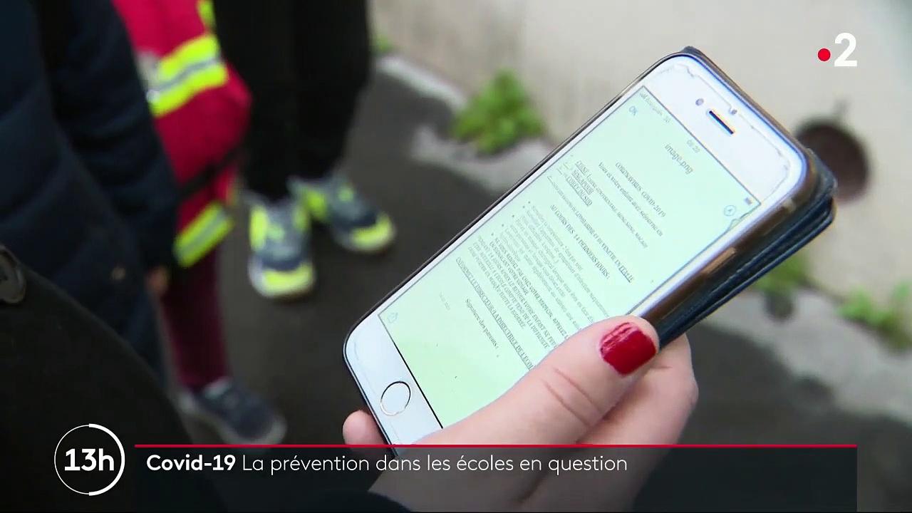 Covid-19 : la prévention dans les écoles françaises