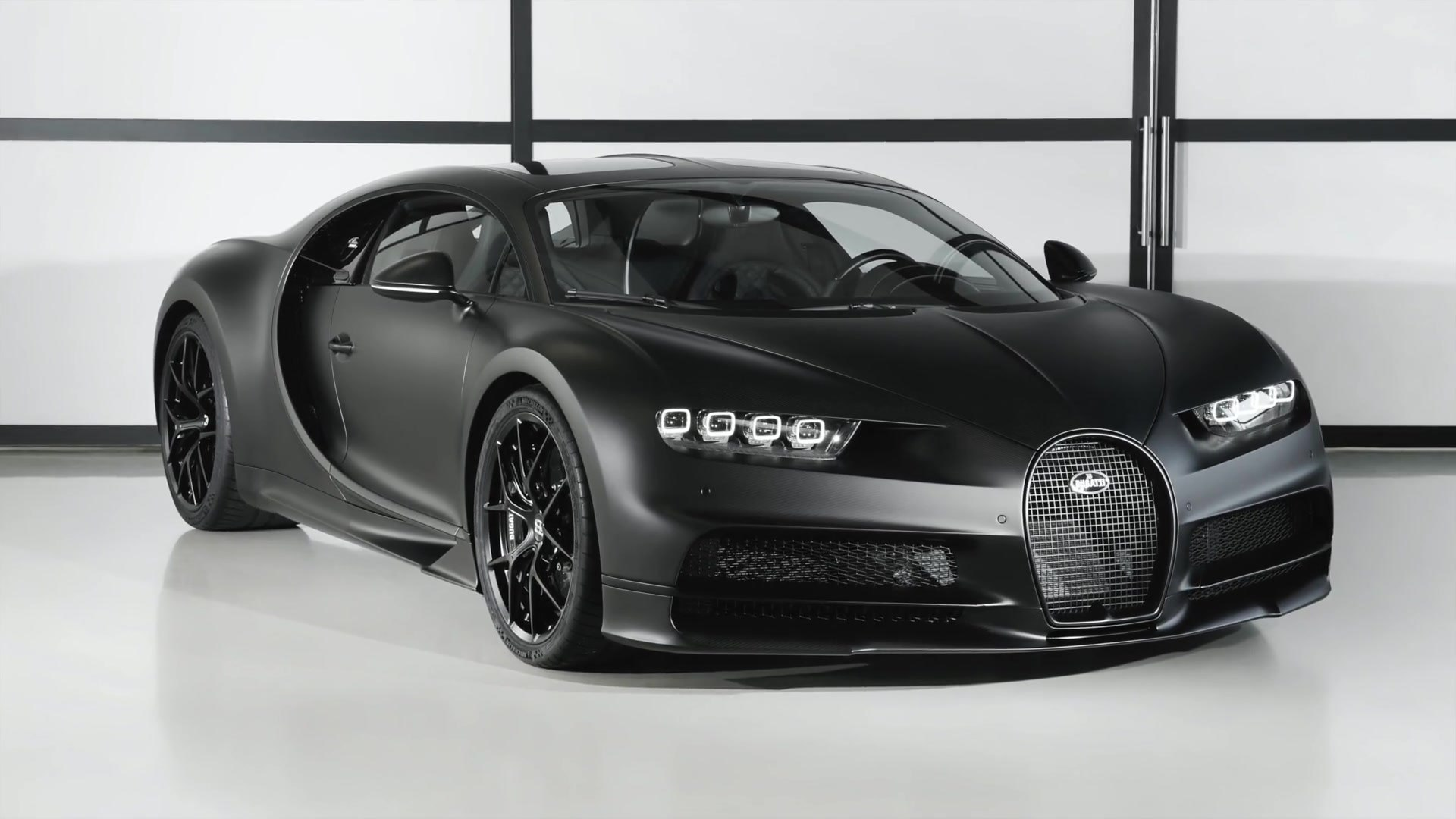 The New Bugatti Chiron Sport Edition Noire Sportive Is Ready For Its Debut Video Dailymotion