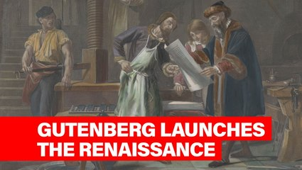 This Week in History – Gutenberg Launches the Renaissance