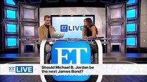 Billie Eilish Wants Michael B. Jordan As James Bond