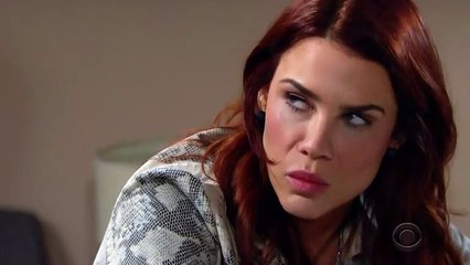 'Bold And The Beautiful'- Wyatt's Focus On Sally (Preview)