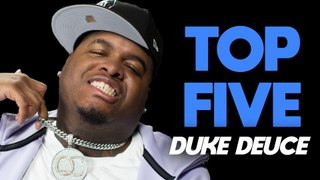 Duke Deuce counts down his top five occasions to gangsta walk
