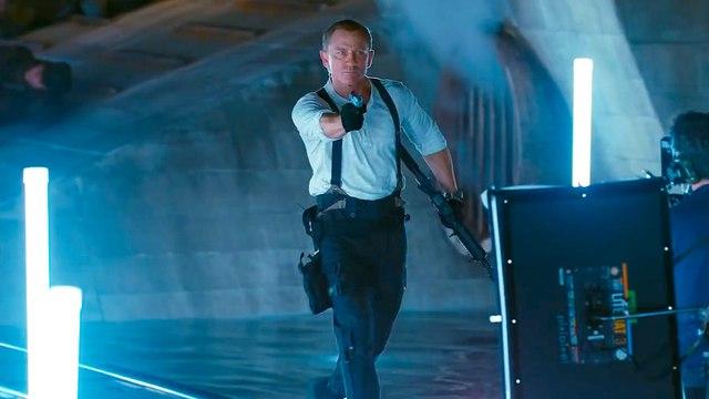 No Time to Die with Daniel Craig - Director Cary Joji Fukunaga