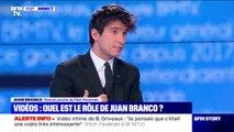 """Juan Branco: """"À aucun moment, je ne me suis attaqué à l'intimité de Benjamin Griveaux"""""""