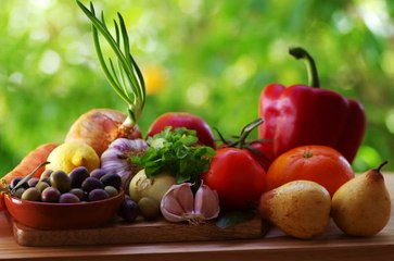Mediterranean Diet May Be the Key for 'Healthy Aging'