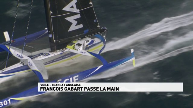 François Gabart passe la main