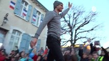 Reportage - Villard-de-Lans fête son Champion du monde Emilien Jacquelin !