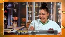 """""""Top chef"""" sur M6 : Une candidate haute en couleur !"""