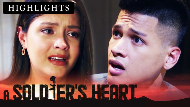 Elmer promises to take responsibility for Grace's pregnancy | A Soldier's Heart