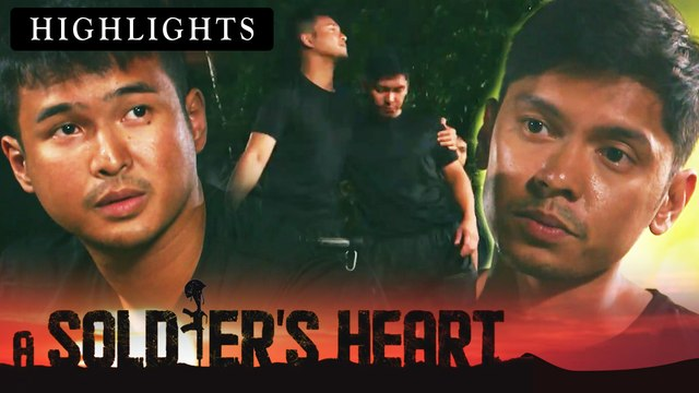 Abe and Phil make amends with each other | A Soldier's Heart