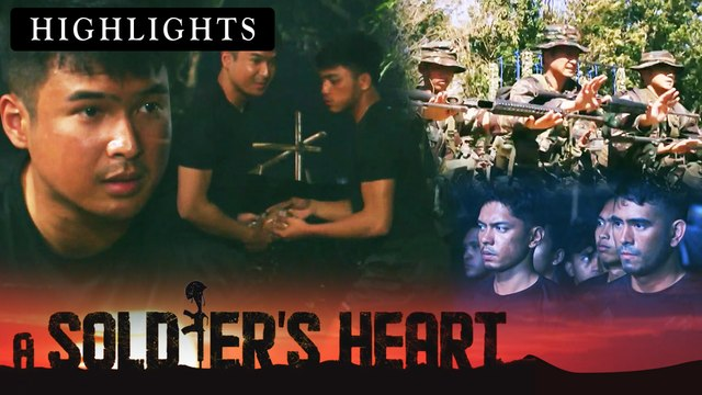 Alex and his troop are punished for Phil and Andy's mistake | A Soldier's Heart