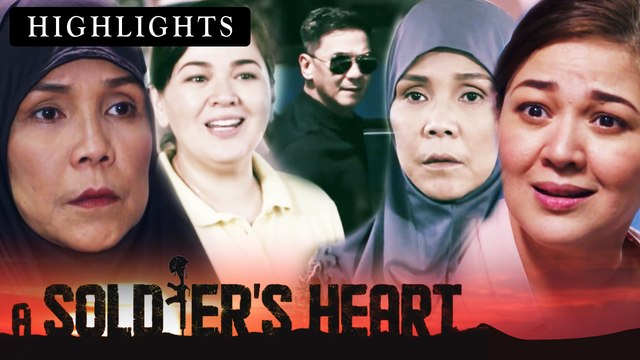 Yasmin crosses paths with Minda again | A Soldier's Heart