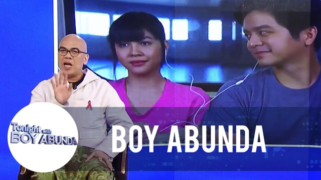 Tito Boy comments about the love triangle between Joshua, Janella, and Markus | TWBA