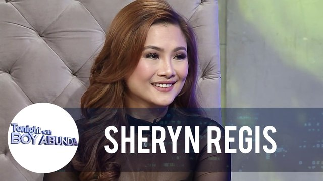 Sheryn Regis reveals why she is staying in the Philippines for good | TWBA